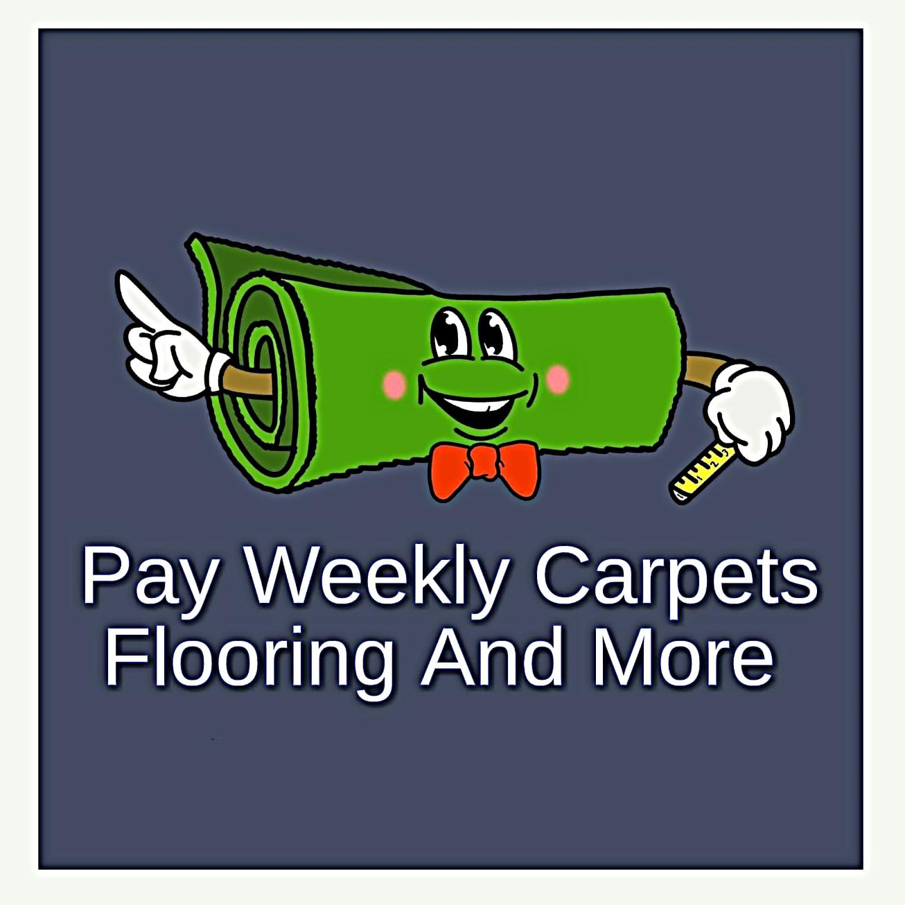 Pay Weekly Carpets And More Logo
